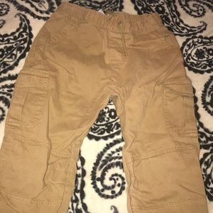 Other - Boys khaki cargos